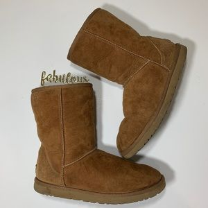 UGG authentic  camel color boots